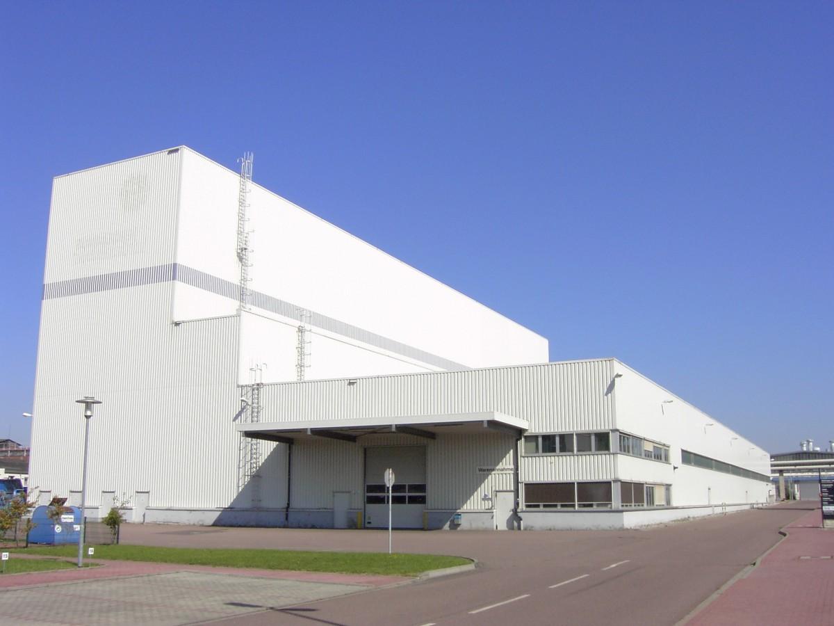 Industriepark Waggonbau Ammendorf: Eisenbahnstraße 3, 06132 Halle (Saale)